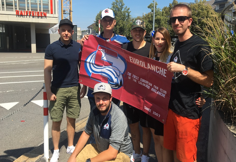 Meeting and interview with Sven Andrighetto