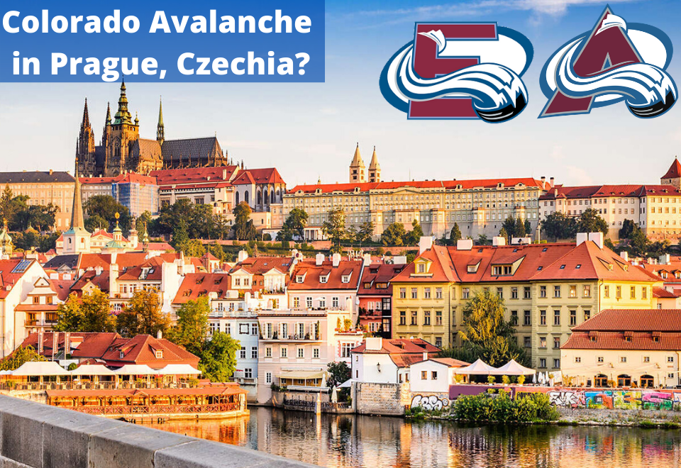 The Avs in Prague? There's a chance...