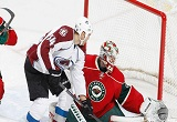 Playoff rematch ft. Wild hosting Avs