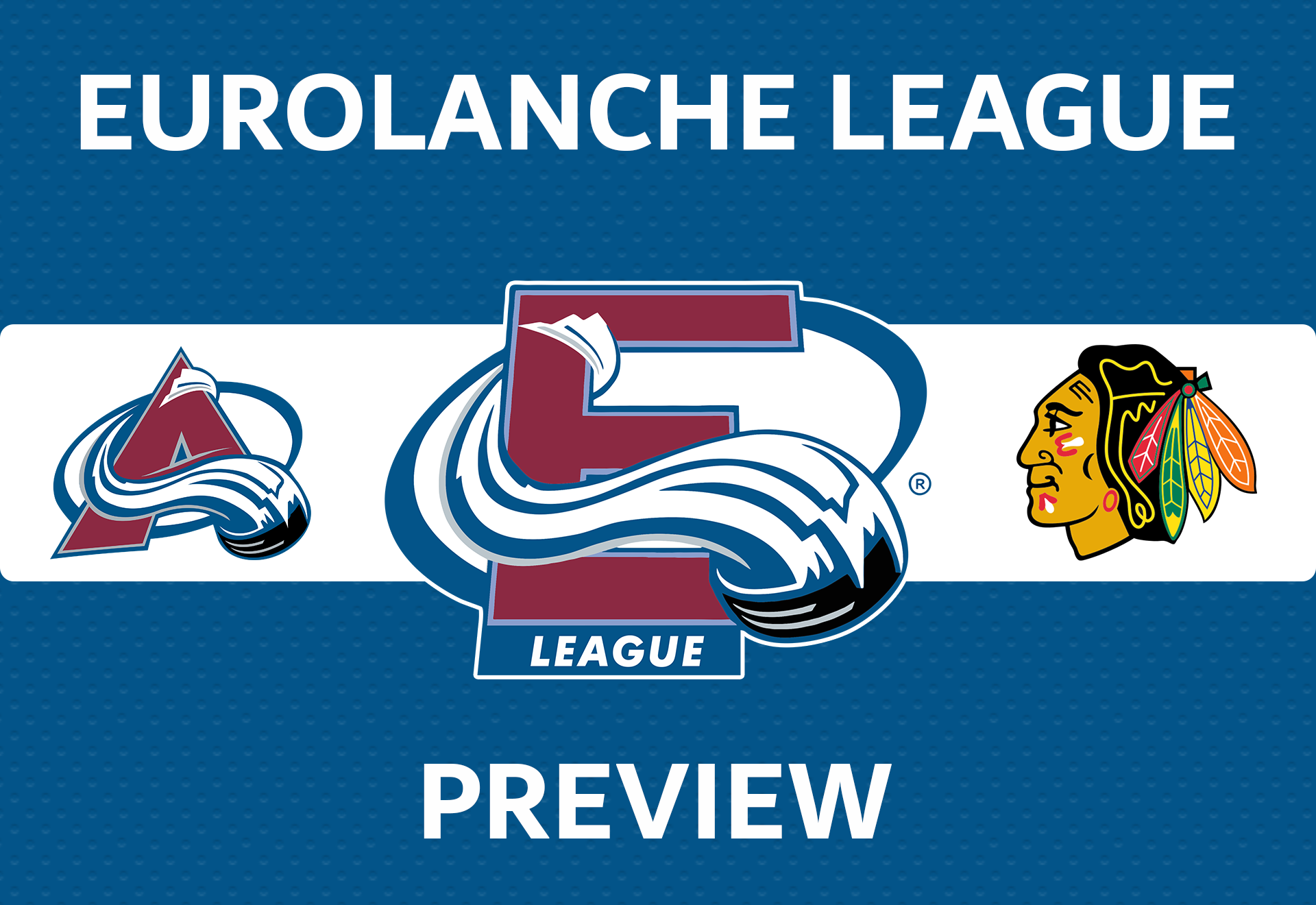 Eurolanche League: Zápas proti Blackhawks