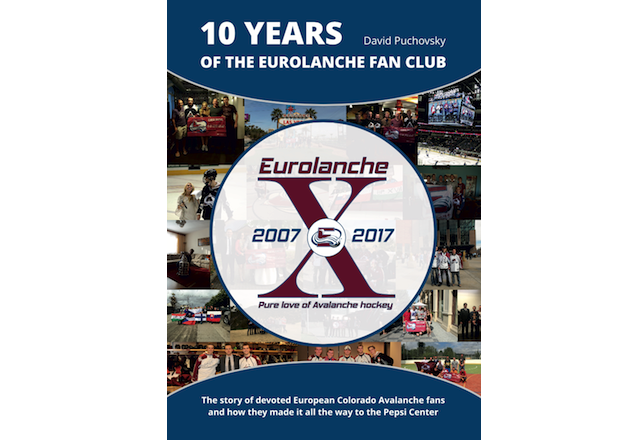 Eurolanche book available for presale