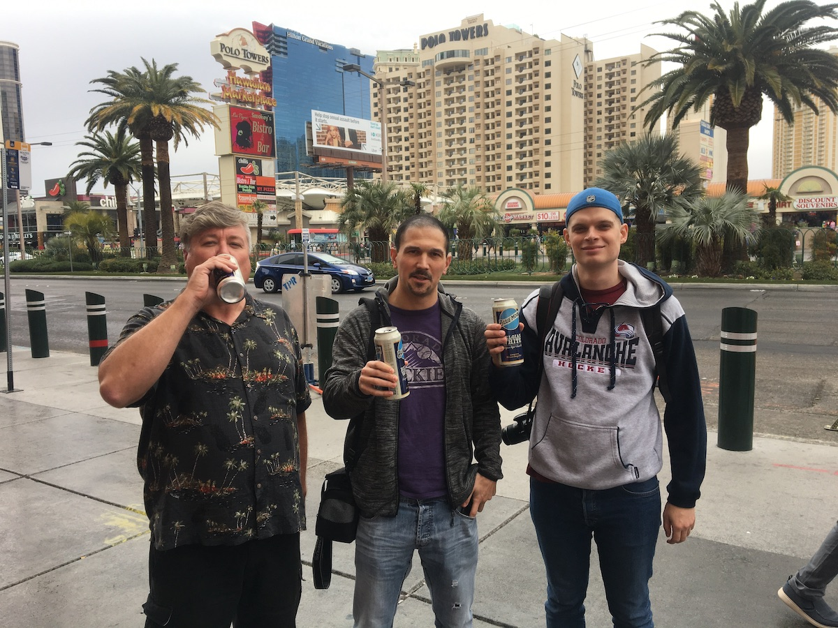 Gallery: Eurolanche members in Las Vegas (Invasion XI)